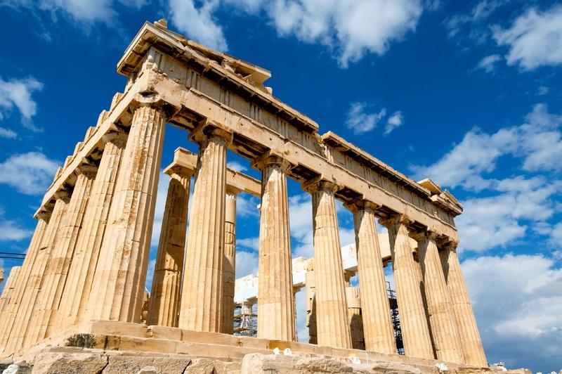 Patrimoine mondial de l'UNESCO: Le Parthénon en Grèce